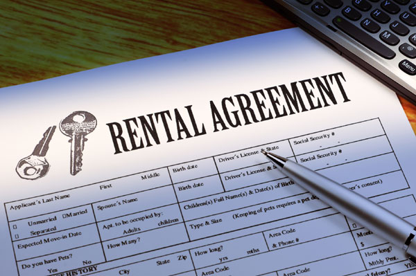 Apartment Connextion helps sign Rental Agreements